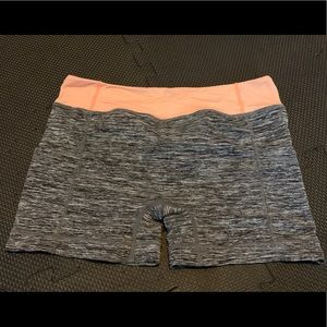 ZIA Athletic Spandex Shorts